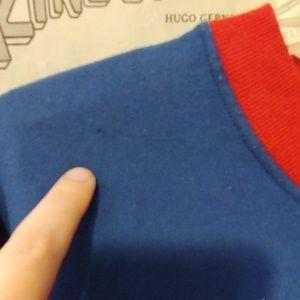 NFL Shirts - Vintage New England Patriots Football Sweatshirt